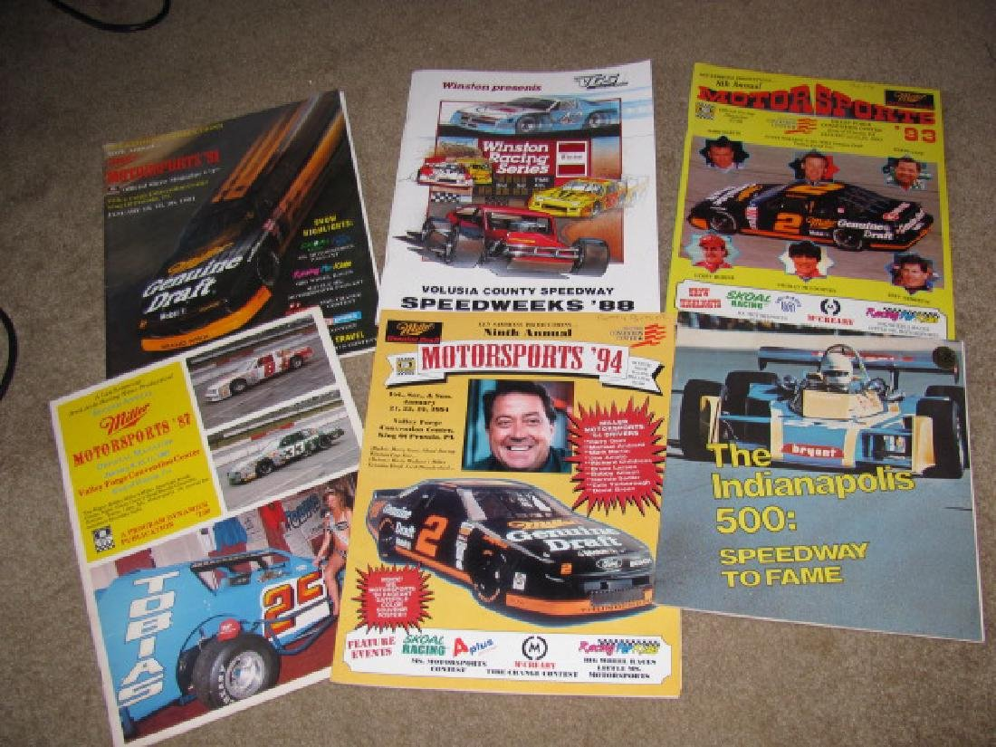 Vintage Racing Programs - 3