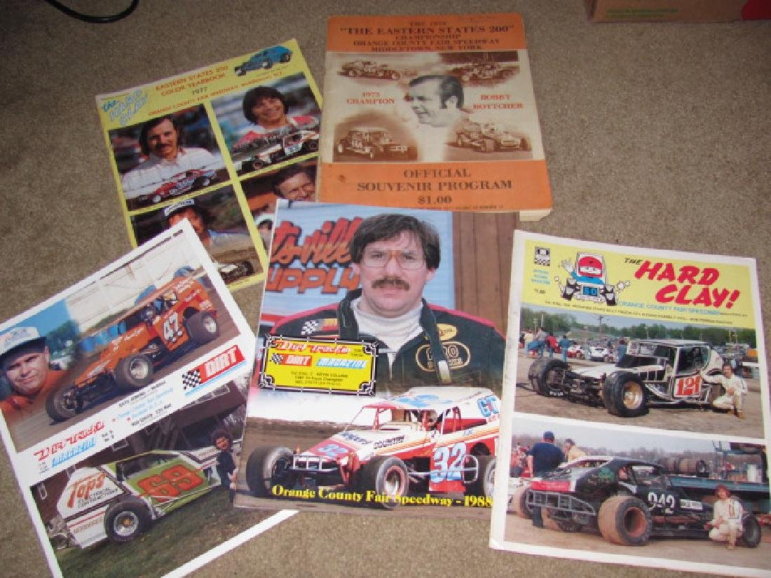 Orange County Racing Programs