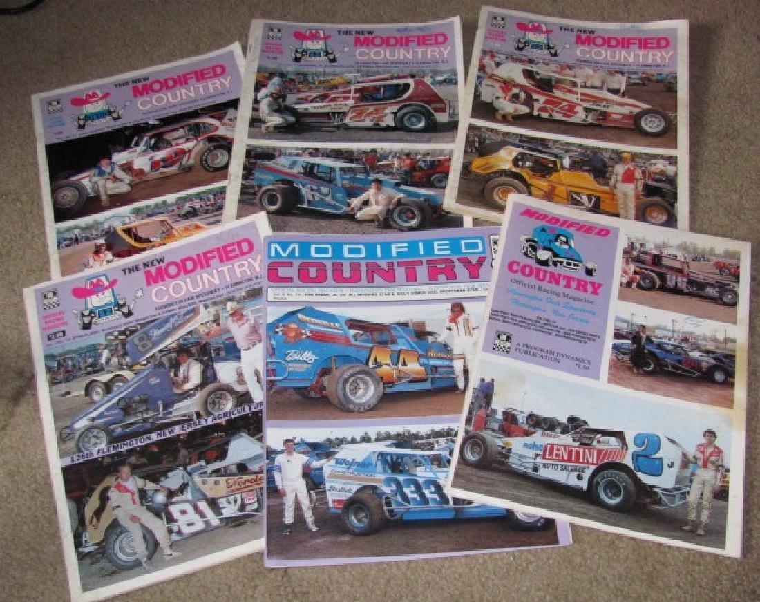 28 Flemington Speedway Racing Programs
