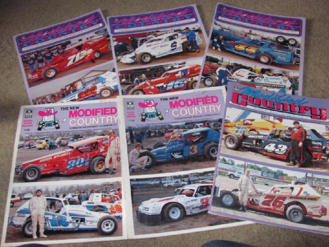 28 Flemington Speedway Racing Programs - 3