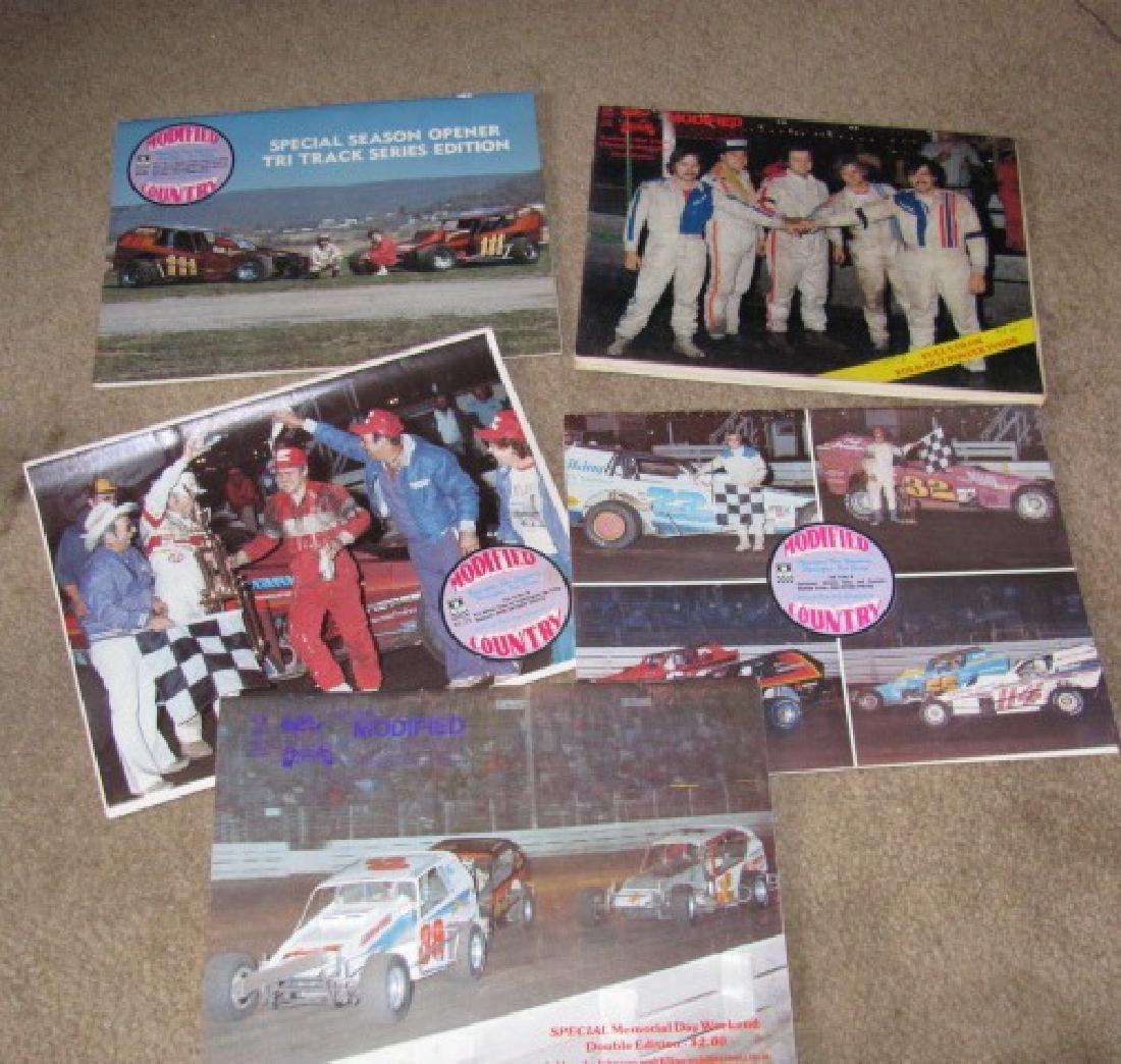 28 Flemington Speedway Racing Programs - 5