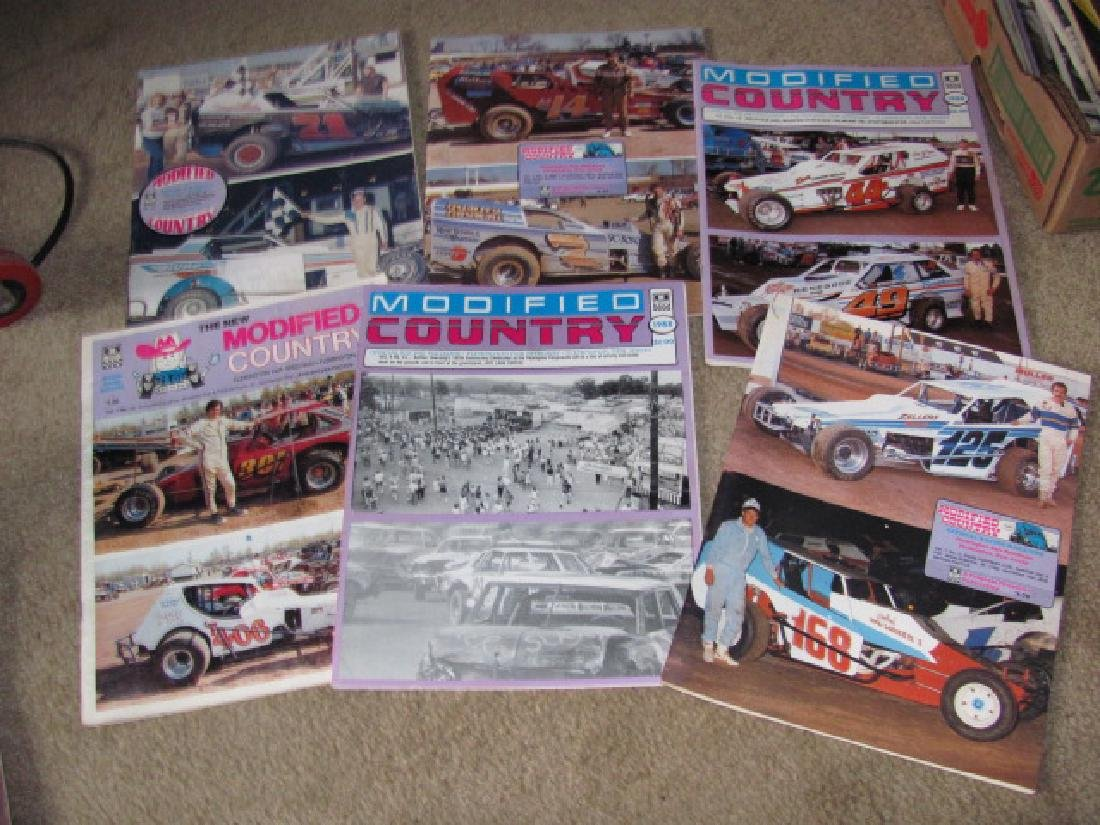 40 Flemington Speedway Programs