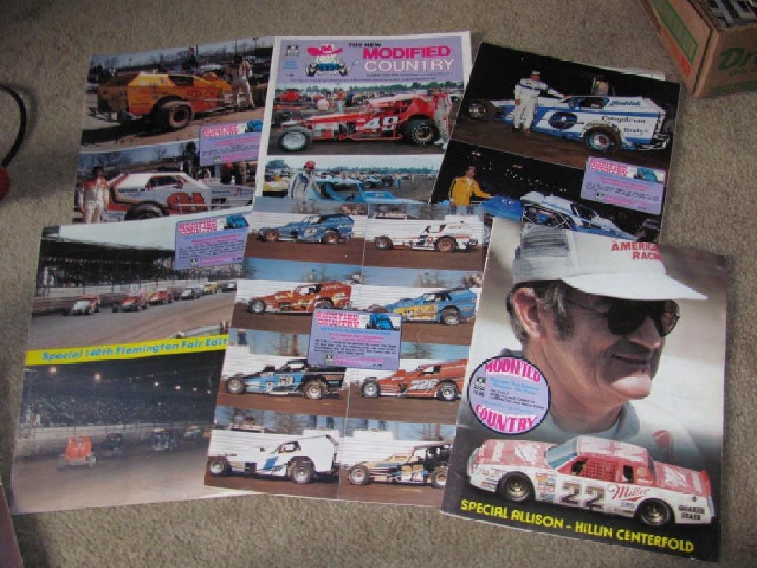 40 Flemington Speedway Programs - 2