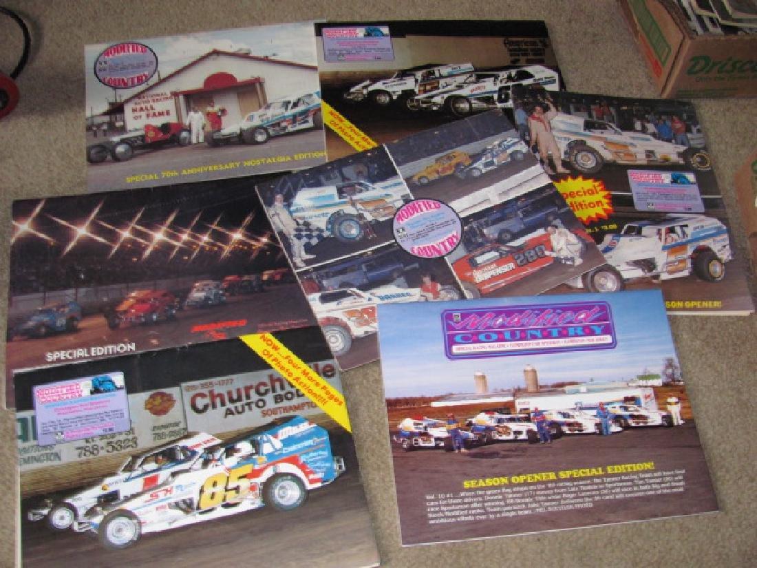 40 Flemington Speedway Programs - 6