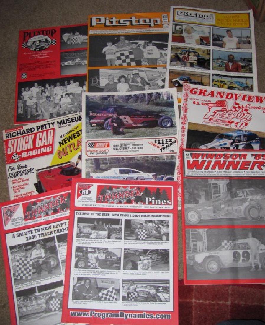 Misc. Racing Programs - 2