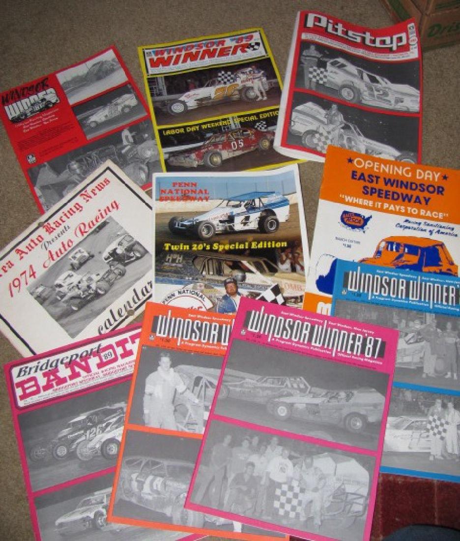 Misc. Racing Programs - 3