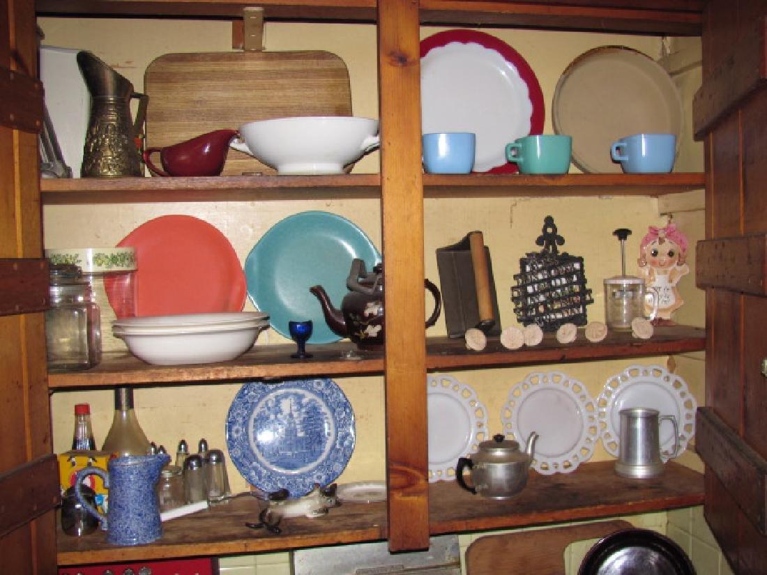 Kitchen Cabinet Lot