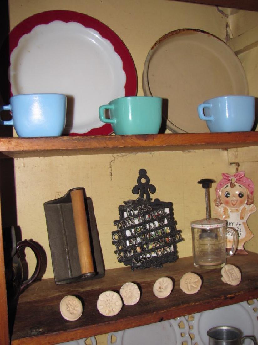 Kitchen Cabinet Lot - 5