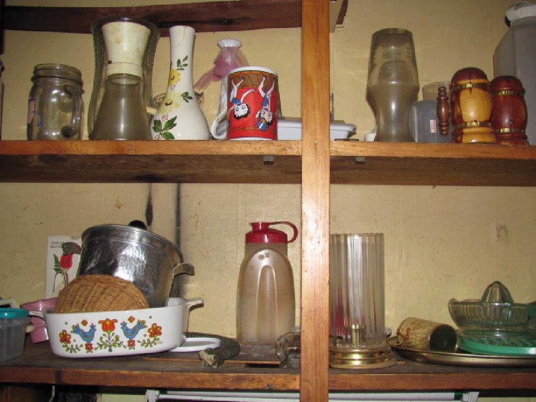 Kitchen Cabinet Lot - 5
