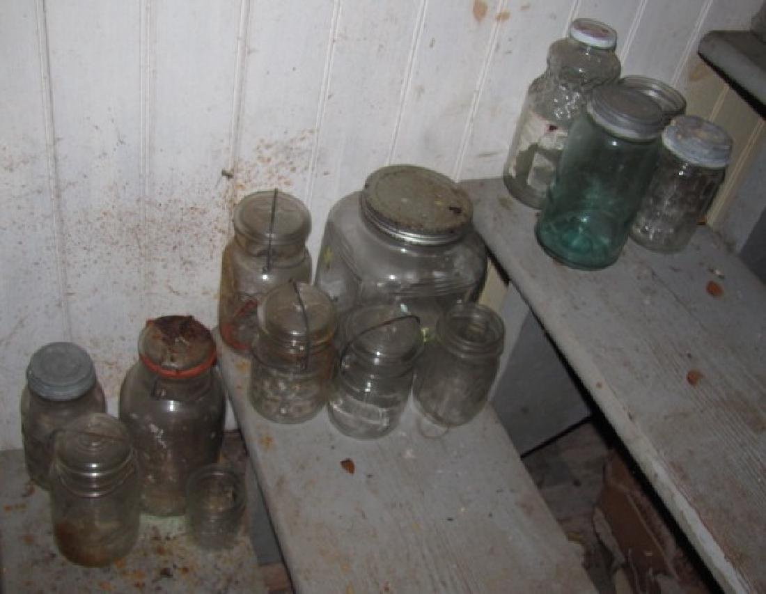 Contents of Basement Steps - 7