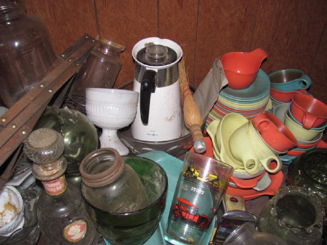 Misc Glassware Lot - 5