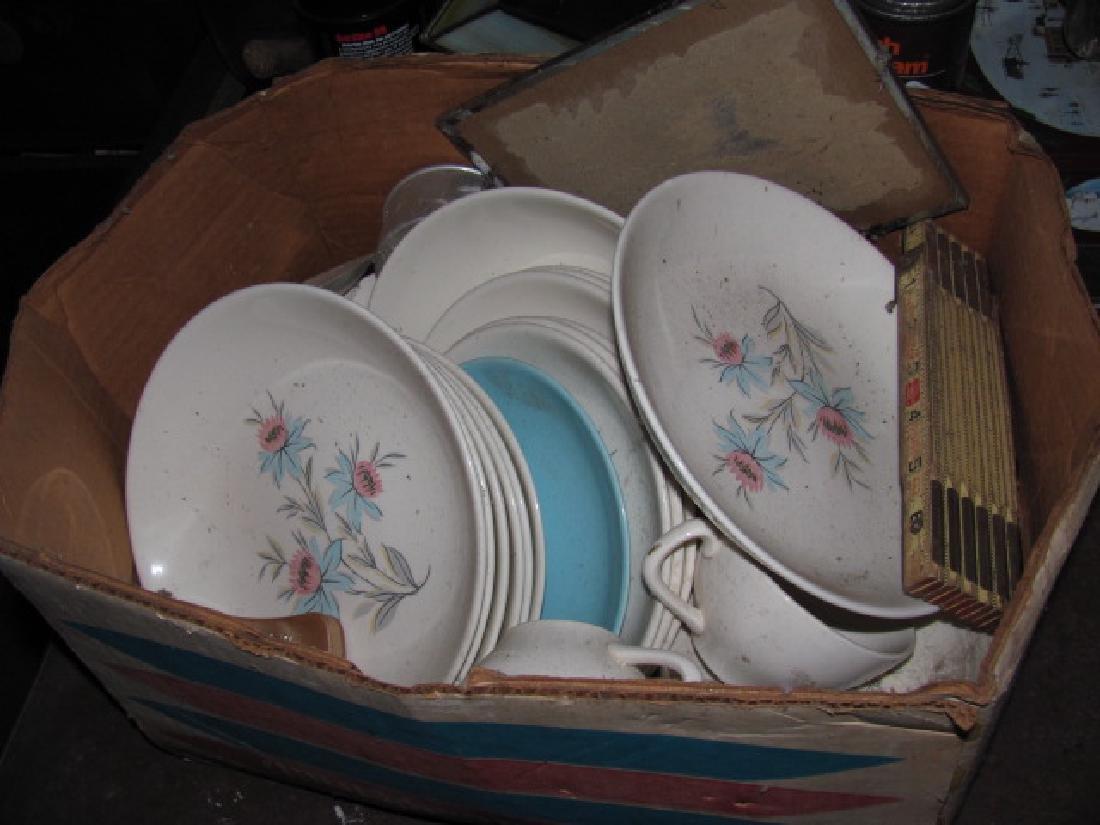 Misc Glassware Lot - 6