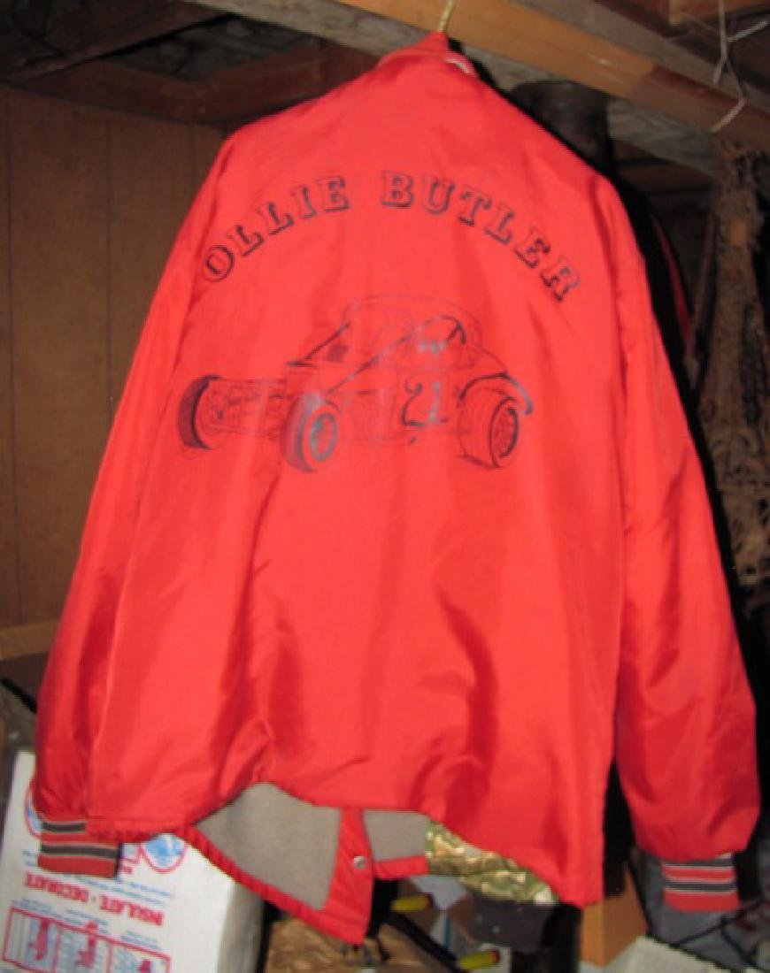 3 Ollie Butler Racing Jackets