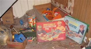 Matchbox Cases GI Joe Box Toy Lot