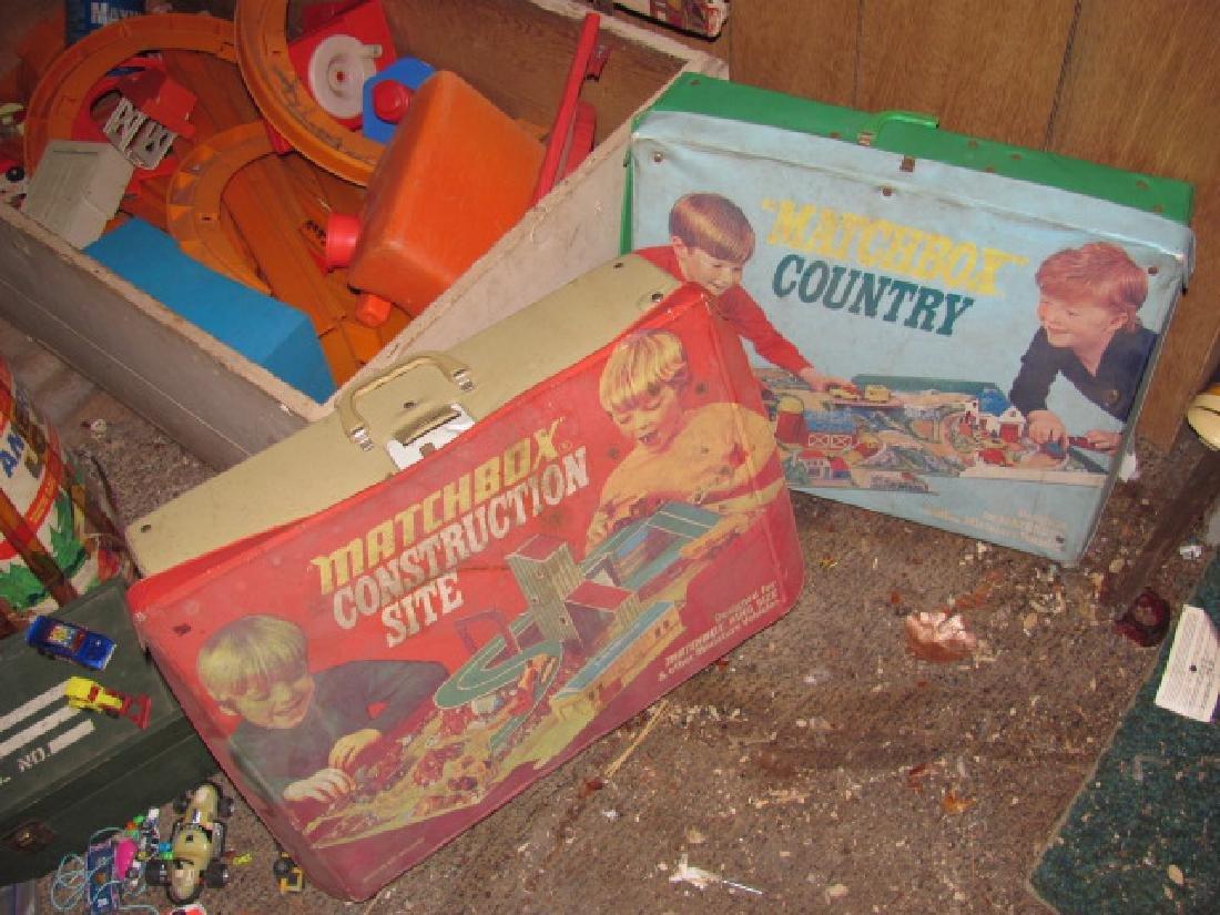 Matchbox Cases GI Joe Box Toy Lot - 2
