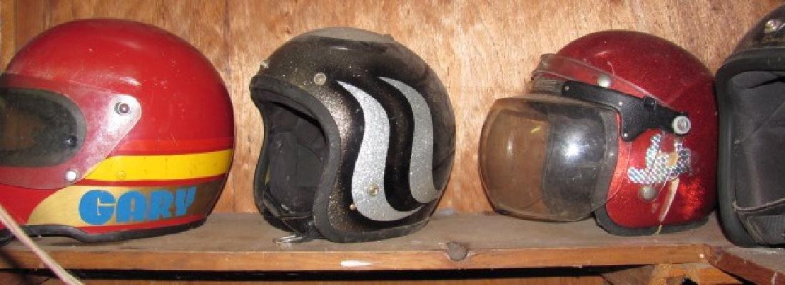 Vintage Racing / Motorcycle Helmets