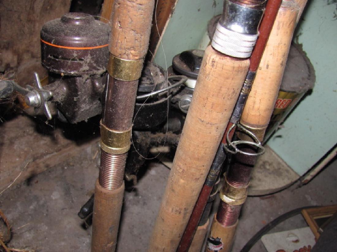 Fishing Poles & Reels - 2