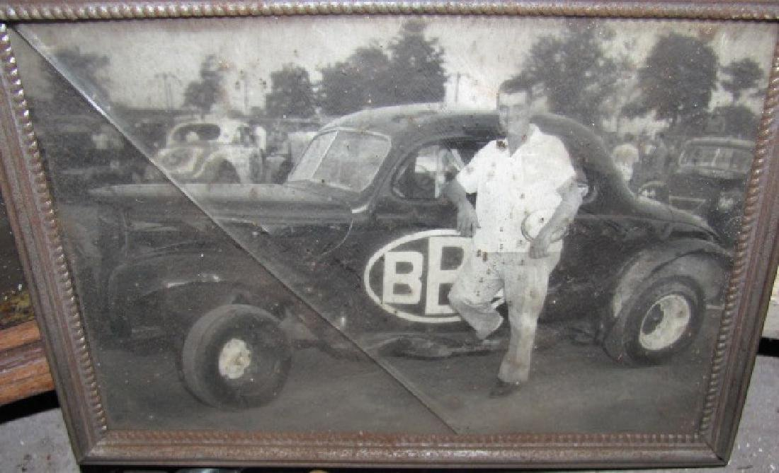 Racing Photos & License Plates - 2