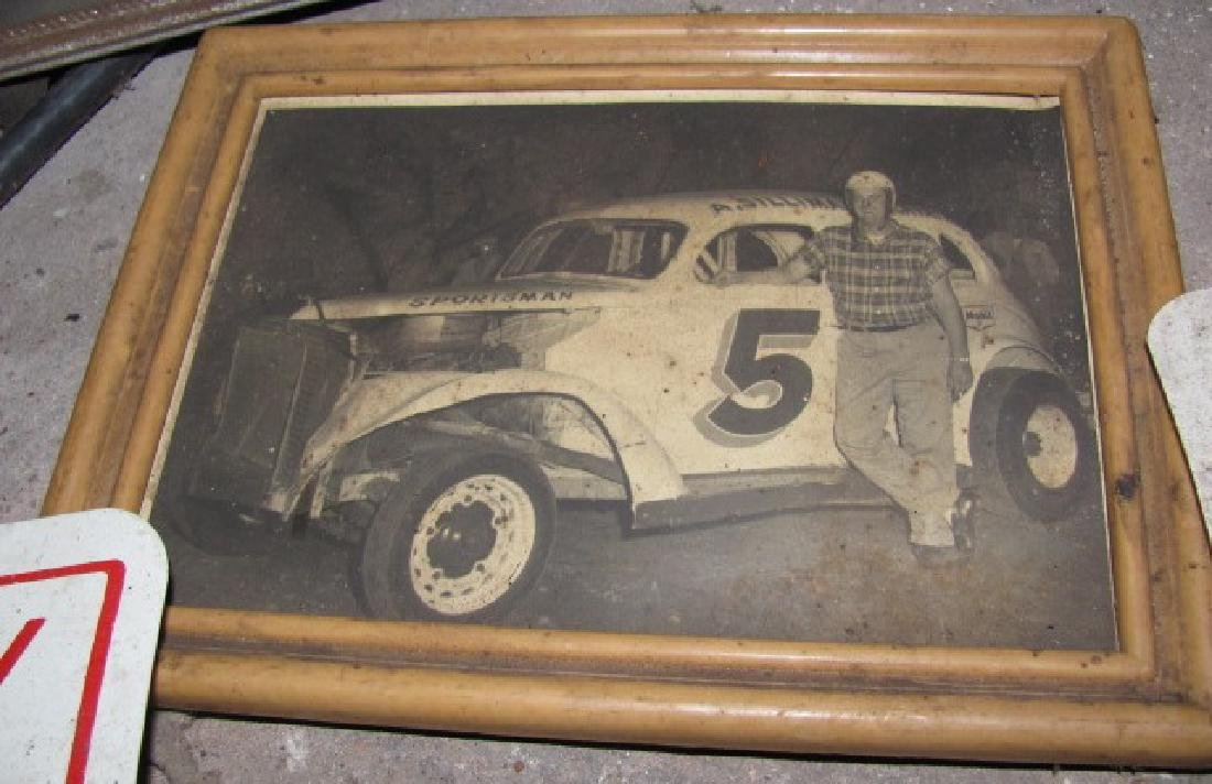 Racing Photos & License Plates - 3