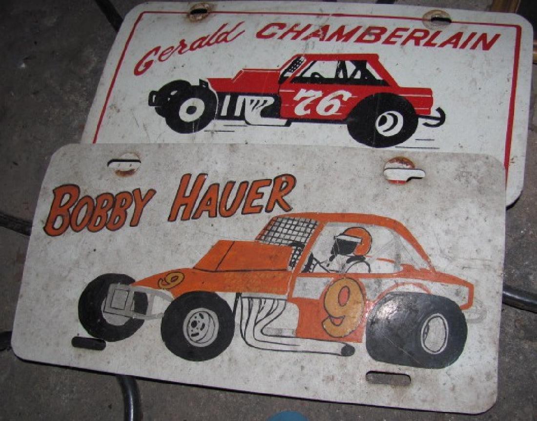 Racing Photos & License Plates - 4