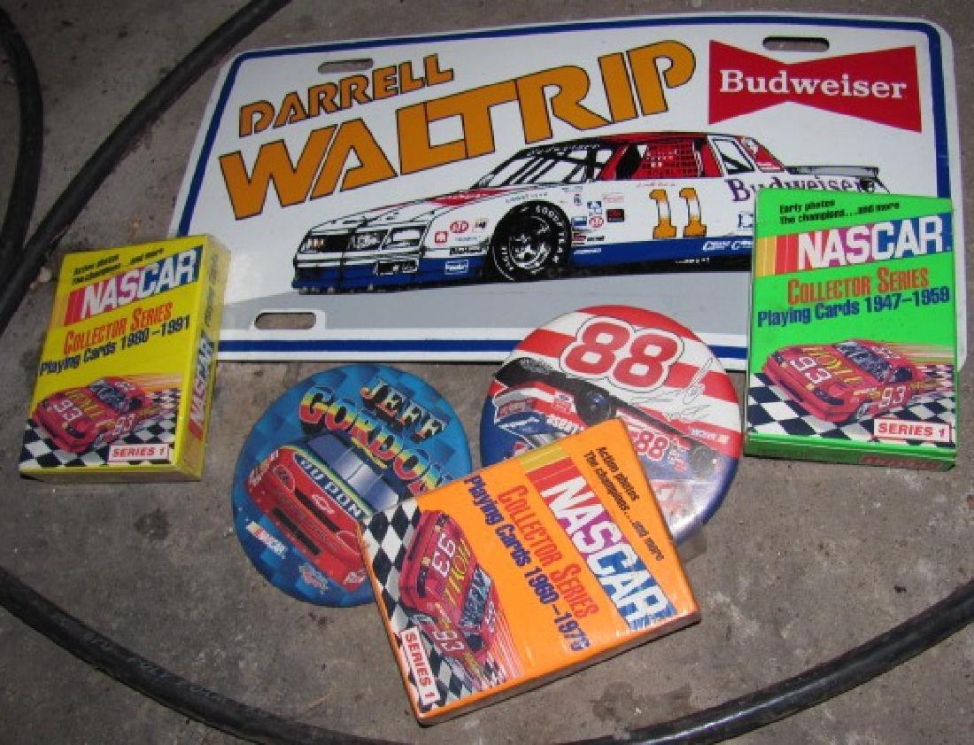 Racing Photos & License Plates - 5