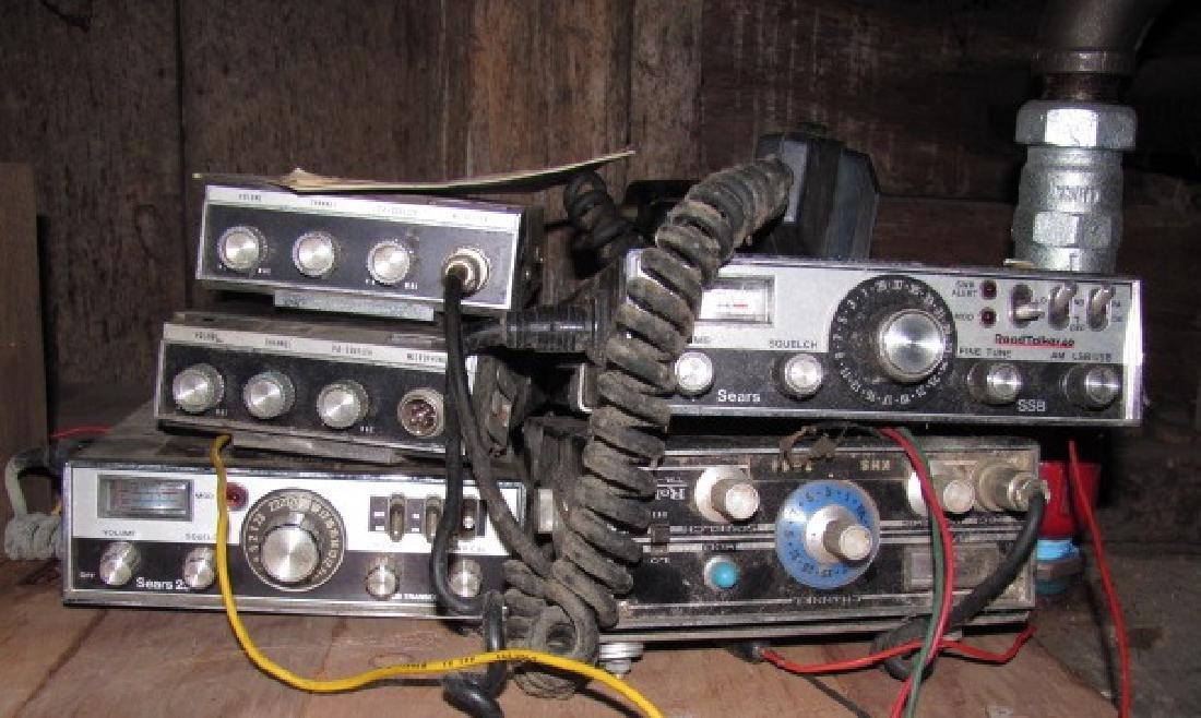 CB Radios & Speakers