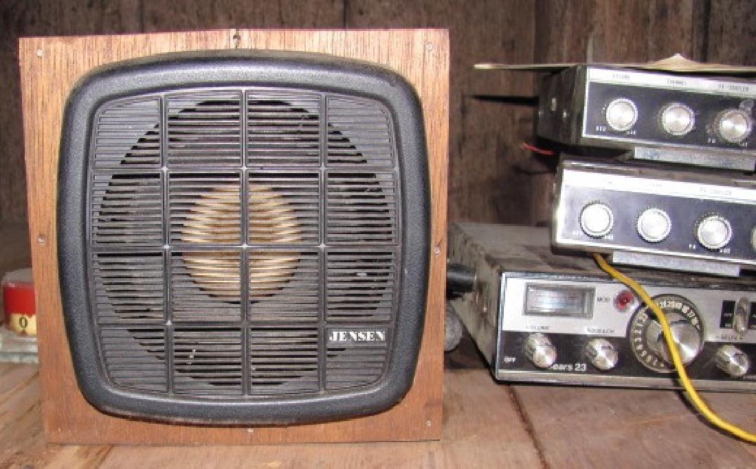 CB Radios & Speakers - 2