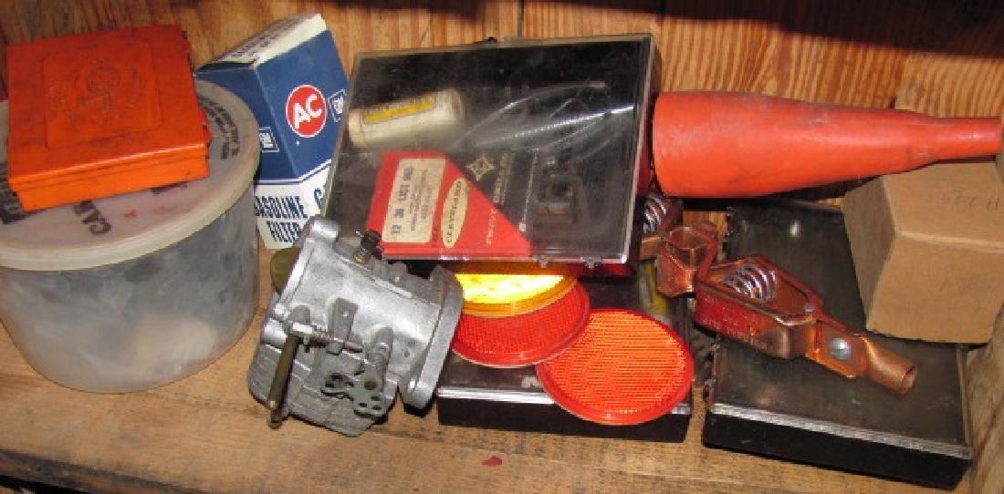 Basement Tool Shelf Contents - 10