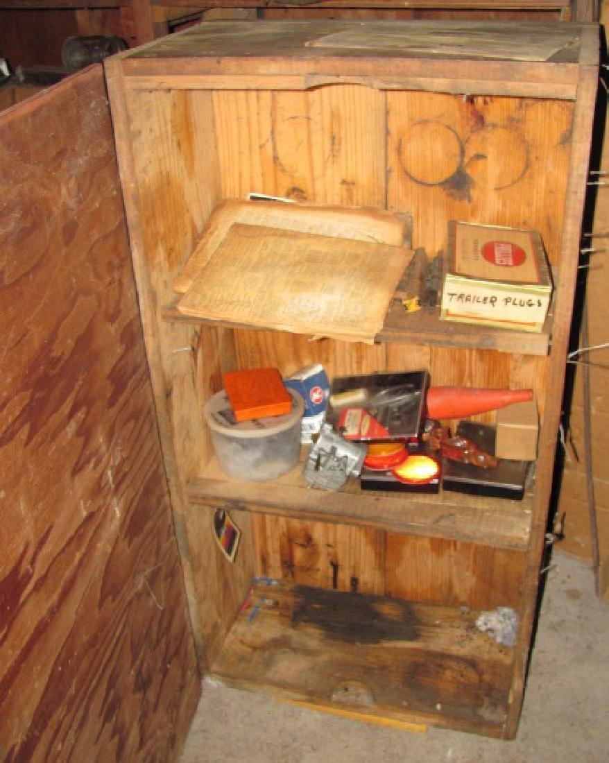 Basement Tool Shelf Contents - 9