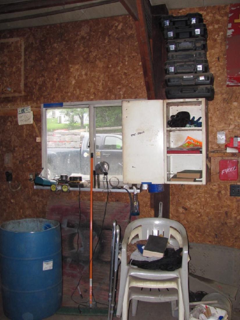 Misc Garage Contents