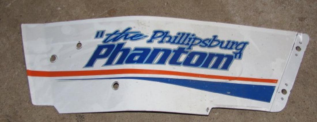 Phillipsburg Phantom Race Car Panel