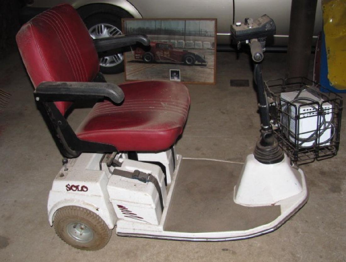 Solo 3 Wheel Cart / Scooter