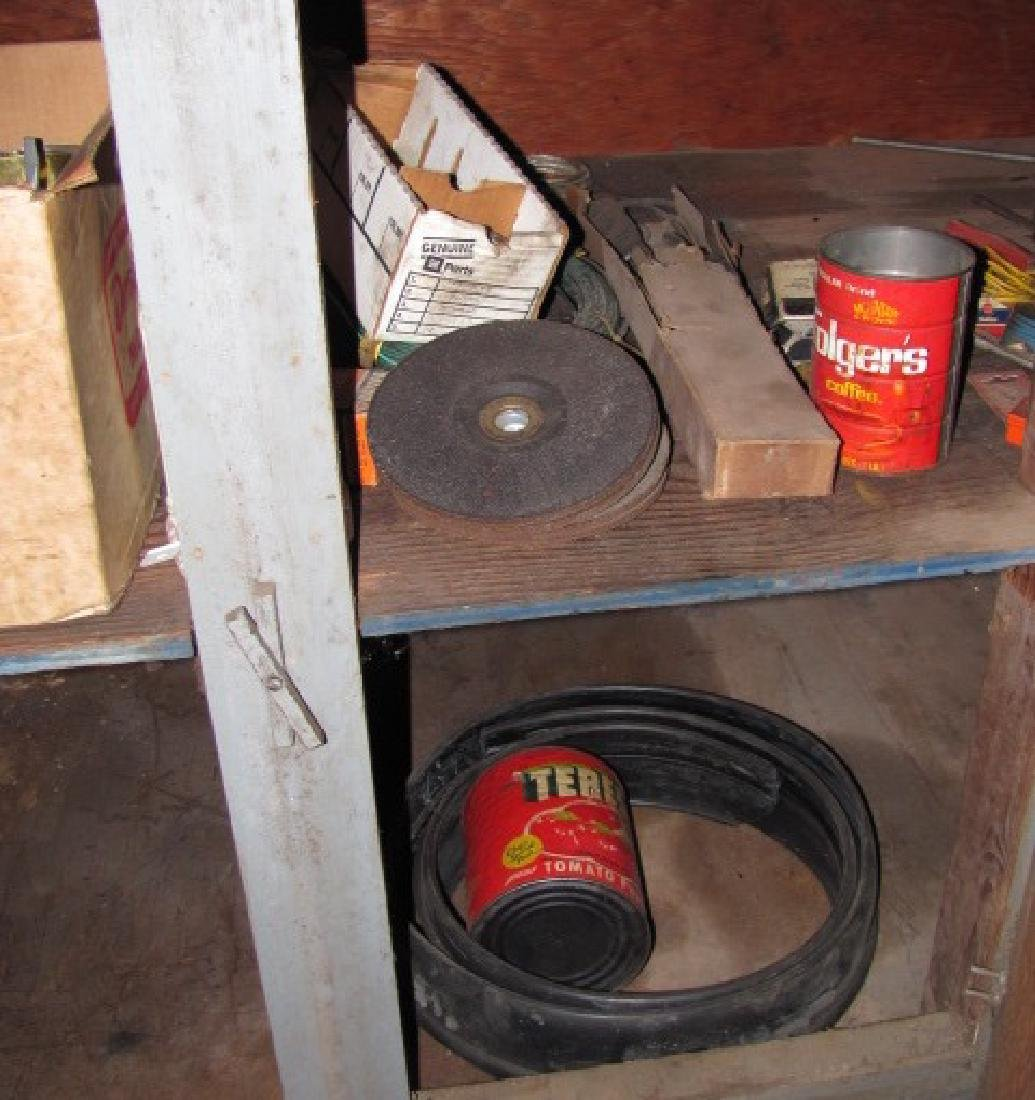 Workbench Cabinet Contents - 4
