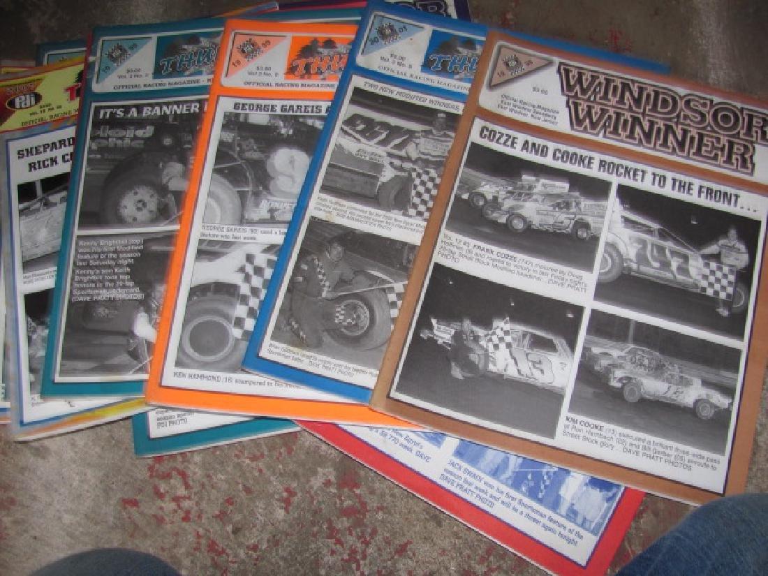Windsor Racing Programs - 3
