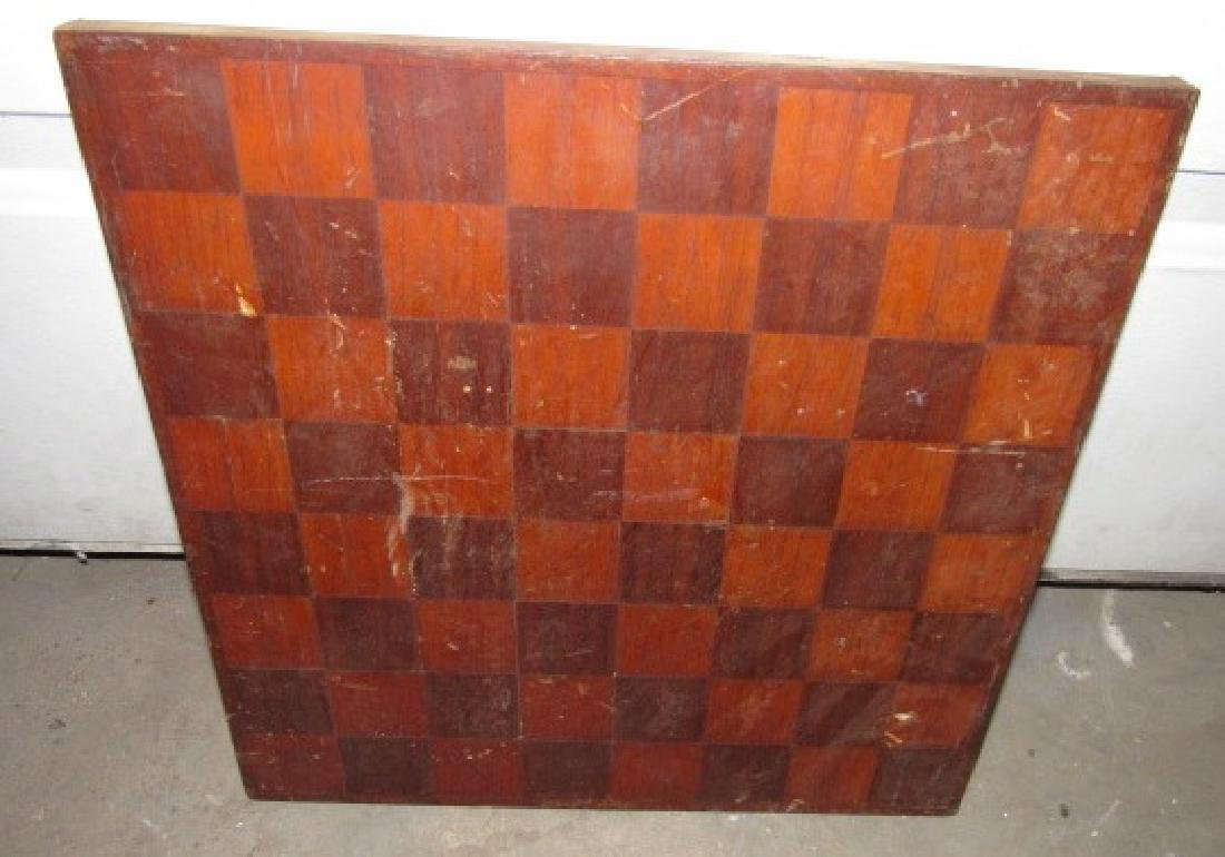 Wooden Gameboard
