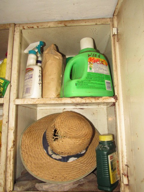 Contents of Cabinets - 4