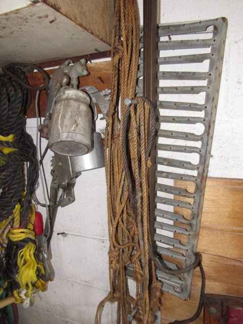 Ropes, Water Hoses, Come A Long Lot - 4