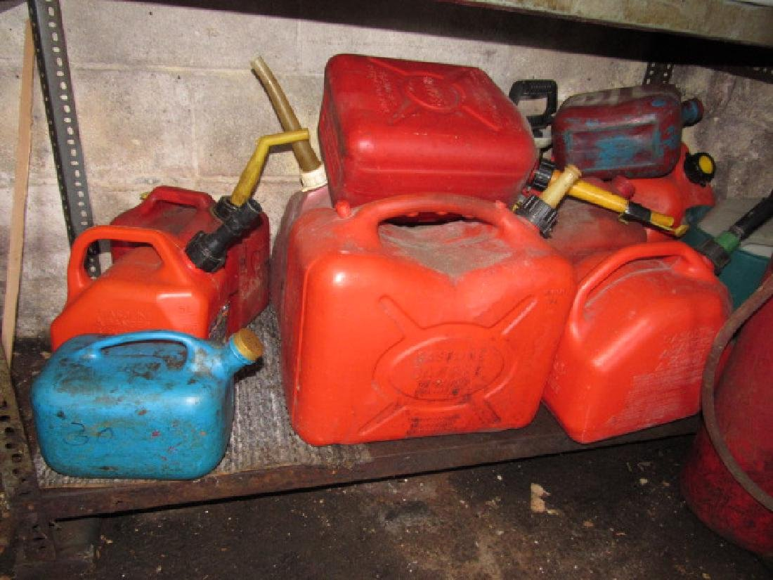 Gas / Fuel Cans