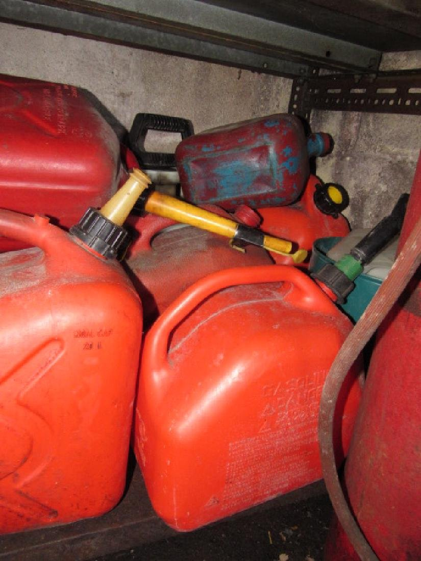 Gas / Fuel Cans - 2