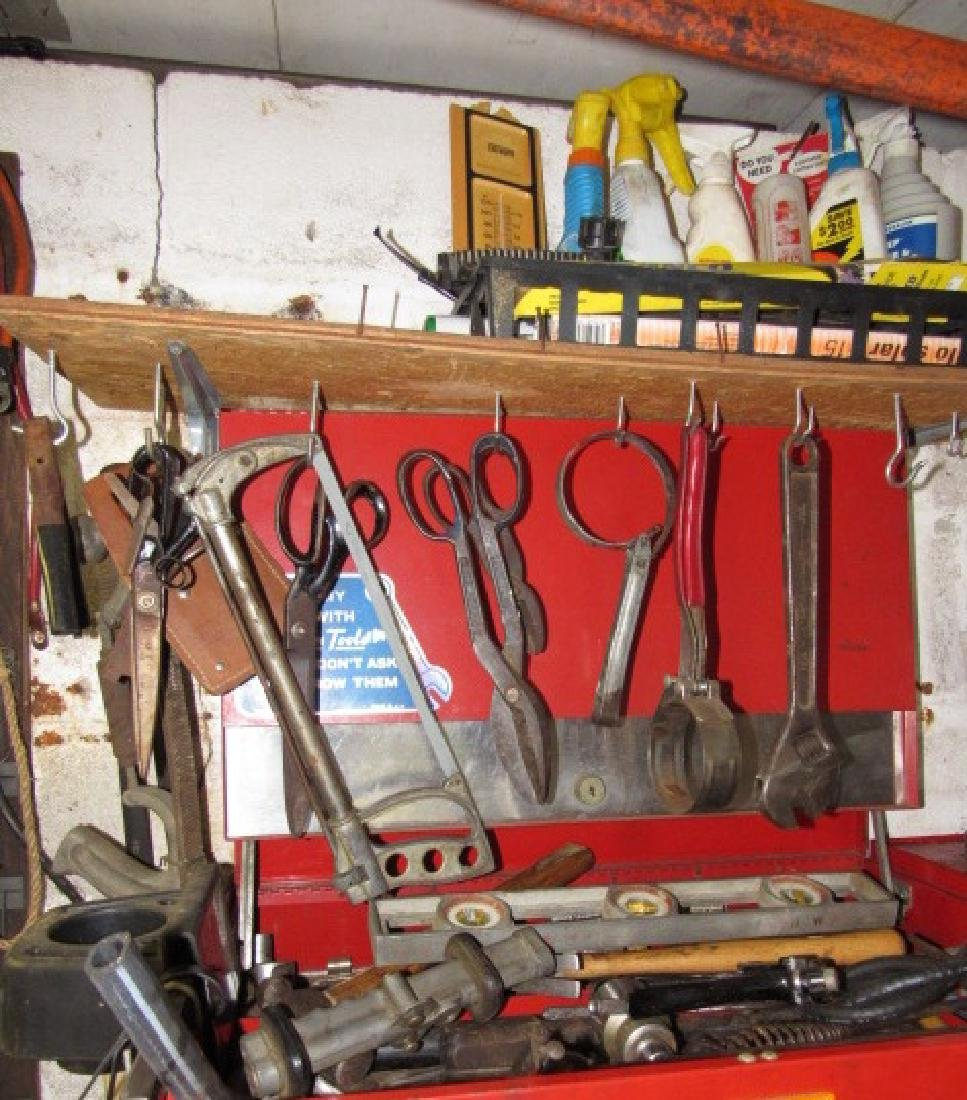 Tool Lot Snap On Bar Wrenches