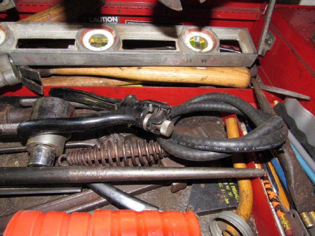 Tool Lot Snap On Bar Wrenches - 4