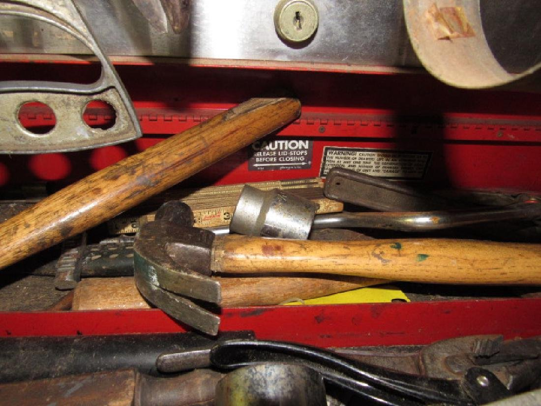 Tool Lot Snap On Bar Wrenches - 5