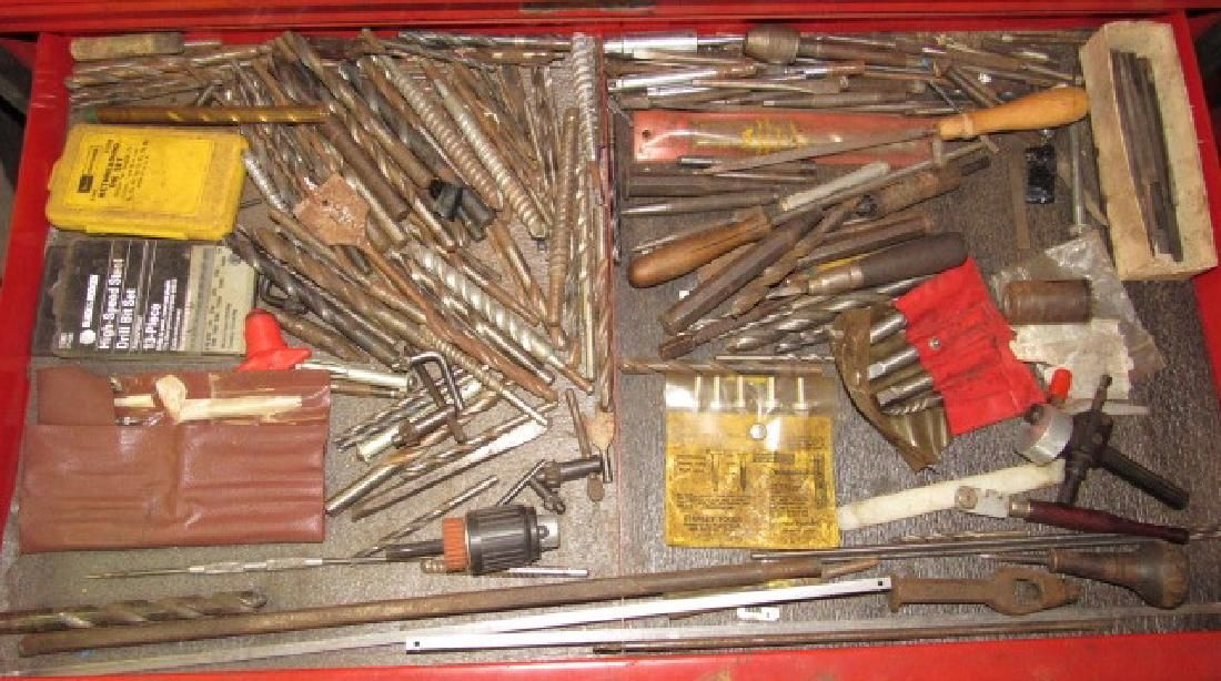 Drill Bits, Screw Extractors, Punches, Files