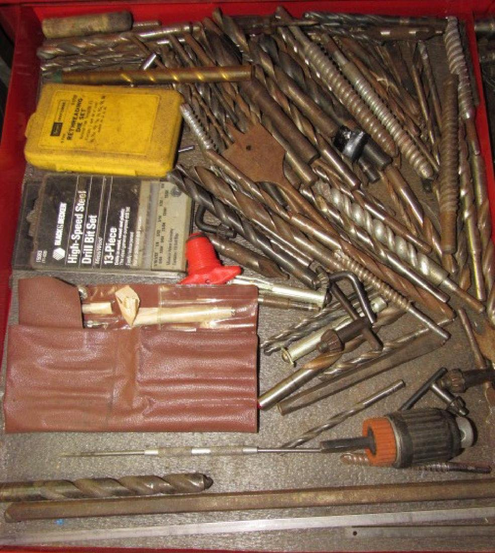 Drill Bits, Screw Extractors, Punches, Files - 2