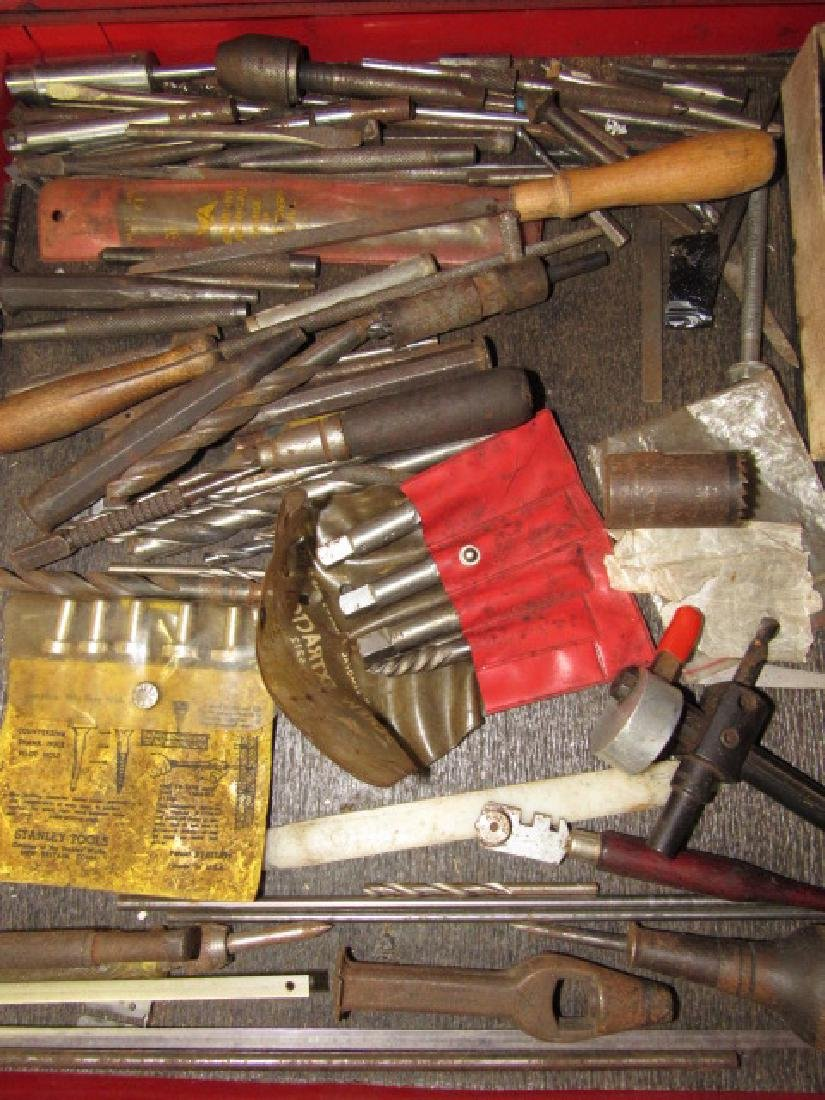 Drill Bits, Screw Extractors, Punches, Files - 3