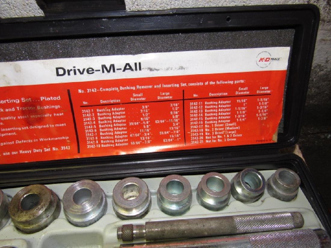 K-D Tools Drive M All - 2