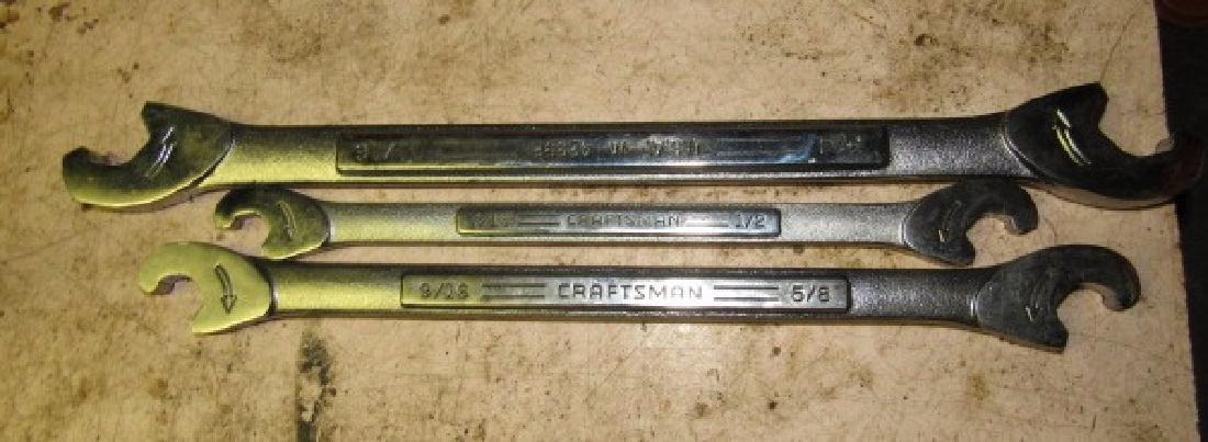 Craftsman Wrench Lot
