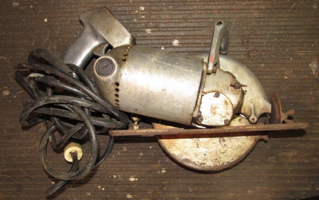 Vintage Circular Saw