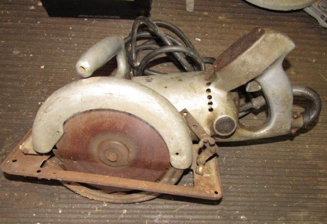 Vintage Circular Saw - 2