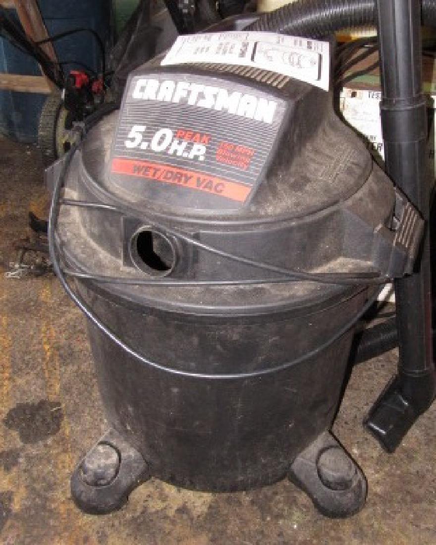 Craftsman 16 Gallon Wet Dry Vac